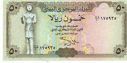 Yemen Arab Republic P.27a 50 Rials 1994   Unc - Jemen