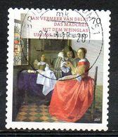 ALLEMAGNE. N°3069 Oblitéré De 2017. Tableau De Vermeer. - Sonstige