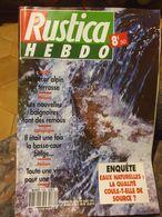 Rustica Hebdo 1130 Enquetes: Eaux Naturelles - Garden