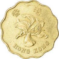 Monnaie, Hong Kong, Elizabeth II, 20 Cents, 1994, TTB, Nickel-brass, KM:67 - Hong Kong