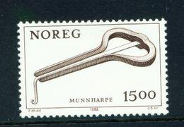 NORWAY - 1982 Musical Instrument 15kr Unmounted/Never Hinged Mint - Norwegen