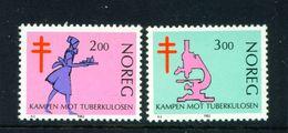 NORWAY - 1982 Anti TB Set Unmounted/Never Hinged Mint - Norwegen
