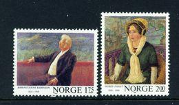 NORWAY - 1982 Writers Set Unmounted/Never Hinged Mint - Norwegen