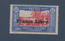 Timbre Nouvelle-Calédonie 55 C N° 209 Gomme Charnière - Nuovi