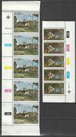 South Africa RSA - 1980 - Pieter Wenning - Painter - Complete Set Control Blocks - África Del Sur (1961-...)