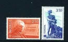 NORWAY - 1983 Europa Set Unmounted/Never Hinged Mint - Norwegen