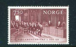 NORWAY - 1984 Parliament 750o Unmounted/Never Hinged Mint - Norwegen
