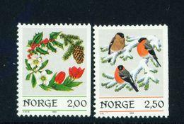 NORWAY - 1985 Christmas Set Unmounted/Never Hinged Mint - Norwegen