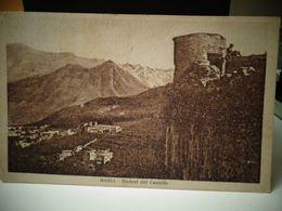 Cartolina Di Gavi Ruderi Del Castello Prov Alessandria - Carrara