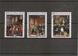 Napoléon ( PA 85/87 Oblitérés) - Napoleon