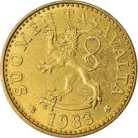 Monnaie, Finlande, 20 Pennia, 1983, TTB, Aluminum-Bronze, KM:47 - Finnland