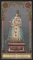 Santino/holy Card: B.V. DEL ROSARIO DI FONTANELLATO - E - PR - Ed. Bertarelli - Religione & Esoterismo