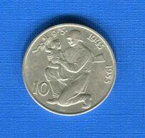 Tchecoslovaquie   10  Kronor - Tchécoslovaquie