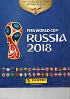 Album PANINI Vierge,  Coupe Du Monde 2018, Football,  World Cup RUSSIA, FIFA, Pas De Vignettes Collées - Autres