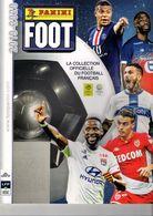 Album PANINI Vierge,  Collection Officielle Football Français, Saison 2019/2020, Sans Vignettes - Other