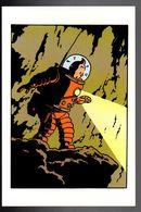 TINTIN. On A Marché Sur La Lune. - Comics