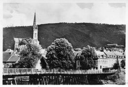 CPSM - M - ARDENNES - FUMAY - LE PONT PROVISOIRE - Fumay