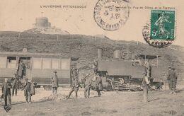 Auverne Pitoresque  Le Tramway - Autres Communes
