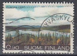 FINLAND 808,used - Umweltschutz Und Klima