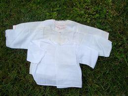 Lot De 3 Chemises De Bebe - Children