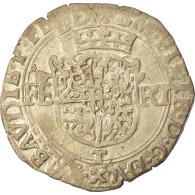 Monnaie, États Italiens, Savoie, Emmanuel-Philibert, Blanc (4 Soldi), 1575 - Regional Coins