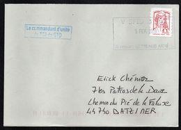 Enveloppe  V SPID B 466 05 Février 2019 Gao - Marcophilie (Lettres)