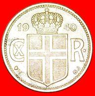 · GREAT BRITAIN: ICELAND ★ 1 CROWN 1940 WARTIME (1939-1945)! LOW START★ NO RESERVE! - Islanda