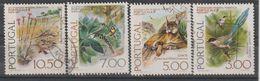 PORTUGAL CE AFINSA 1296/1299 - USADO - 1910 - ... Repubblica