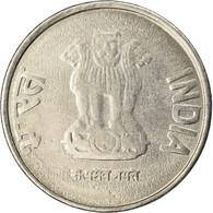 Monnaie, INDIA-REPUBLIC, Rupee, 2013, TTB, Stainless Steel - India