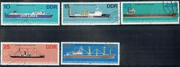 DDR 1982 Mi 2710-2714 U - Used Stamps