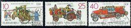 DDR 1987 Mi 3101-3103 U - Used Stamps