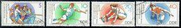 DDR 1987 Mi 3111, 3112, 3113, 3115 U - Used Stamps