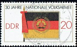 DDR 1986 Mi 3001 U - Used Stamps