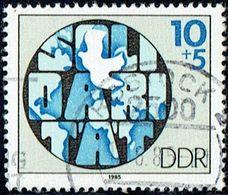 DDR 1985 Mi 2950 U - Used Stamps