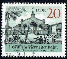 DDR 1989 Mi 3239 U - Used Stamps