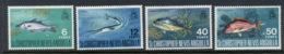St Christopher Nevis Anguilla 1969 Marine Life Fish MUH - St.Kitts E Nevis ( 1983-...)