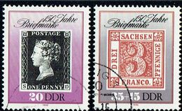 DDR 1990 Mi 3329-3330 U - Used Stamps
