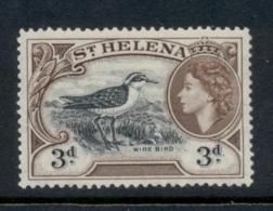 St Helena 1953 QEII Pictorial 3d MUH - St. Helena