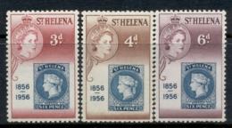 St Helena 1956 Stamp Centenary MUH - St. Helena