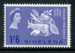 St Helena 1963 FFH/FAO MUH - St. Helena