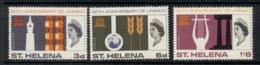 St Helena 1966 UNESCO MUH - St. Helena
