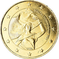 Malte, 2 Euro, Indépendance, 2014, Golden, SPL, Bi-Metallic - Malte