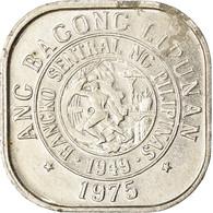 Monnaie, Philippines, Sentimo, 1975, TTB, Aluminium, KM:205 - Philippines