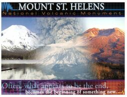 (G 6) USA - Mount St Helens - Otros
