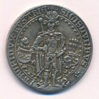 "Ausztria 1486. Guldiner ""Zsigmond"" Fém Hamisítványa T:2 Austria 1486. Guldiner ""Sigismund"" Metal Replica C:XF - Coins & Banknotes"