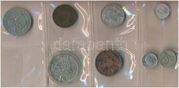 Vegyes 51 Db-os érme Tétel Berakóban, Benne Többek Között Magyar, Mexikói, Dán, Vietnámi és Brit Darabok T:vegyes Mixed  - Coins & Banknotes