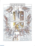 Slovakia 2020 St Methodius S/s, (Mint NH), Religion - Nuovi