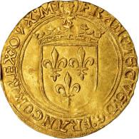 Monnaie, France, François Ier, Ecu D'or, Milan, SUP, Or, Duplessy:957 - 1515-1547 François Ier