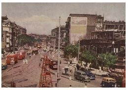(G 10) India - Bombay (Mumbay) Bhendy Bazar - Magasins