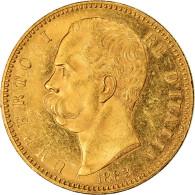 Monnaie, Italie, Umberto I, 100 Lire, 1883, Rome, SUP, Or, KM:22 - 1861-1946 : Kingdom